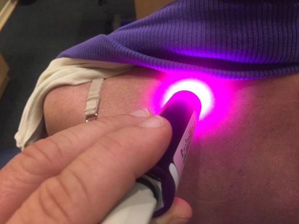 Purple Laser Therapy NJ